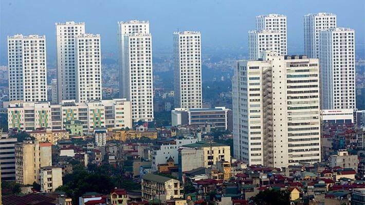 Khu chung cư Hà Nội (hình ảnh minh họa)