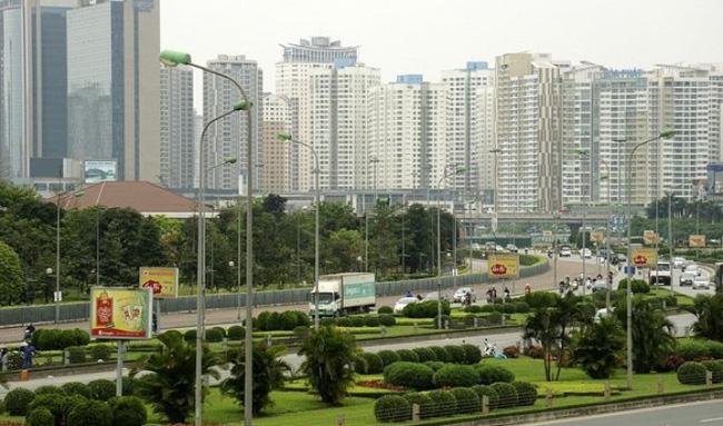 Thị trường địa ốc phía tây thủ đô (hình ảnh minh họa)