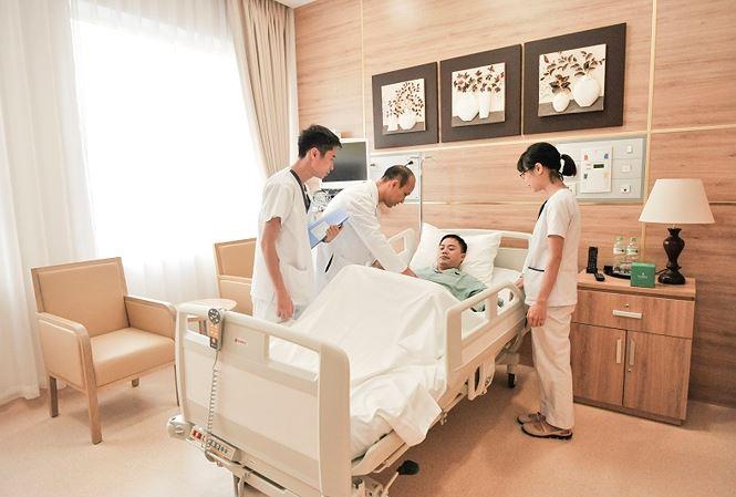 Phòng khám đạt chuẩn tại bệnh viện Vinmec (hình ảnh minh họa)