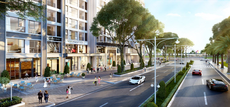 Shophouse The Harmony Vinhomes Riverside