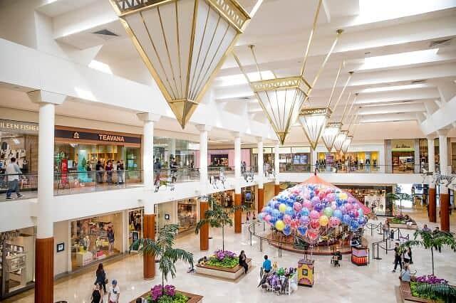 Trung tâm mua sắm tại các dự án Vinhomes