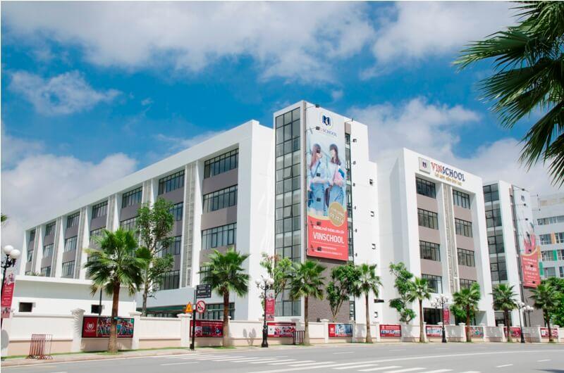 Trường tiểu học Times city (hình ảnh minh họa)