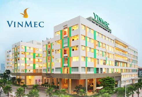 Bệnh viện Vinmec tại dự án chung cư Vinhomes Tây Mỗ Đại Mỗ (hình ảnh minh họa)