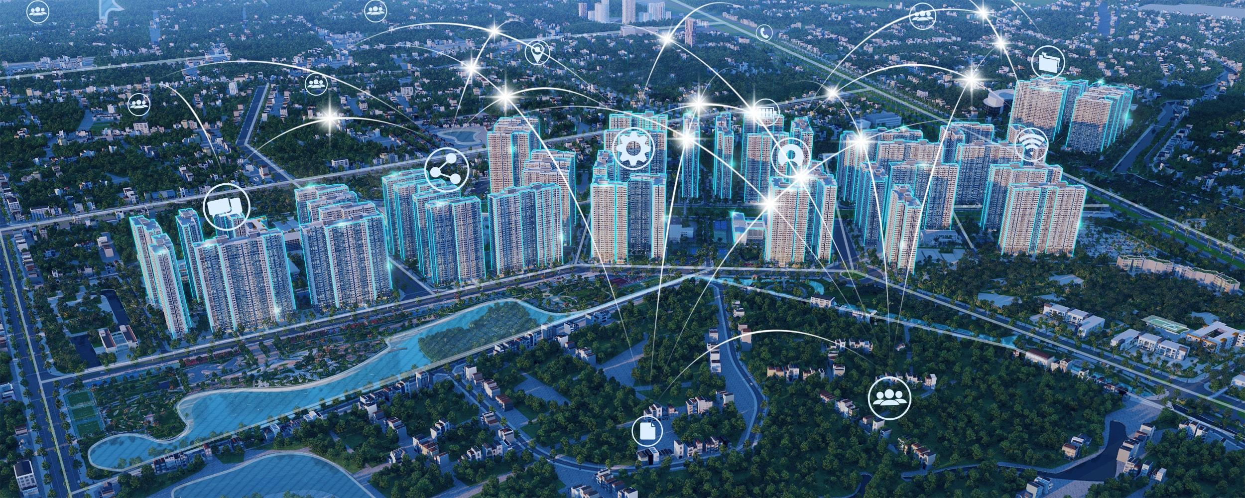 Chung cÆ° Vinhomes Smart City - Äại Äô Thá» Thông Minh