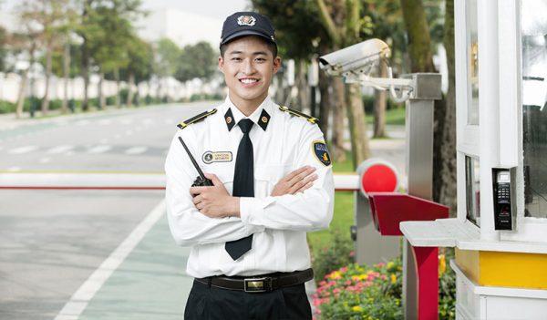 An ninh đa lớp tại dự án Vinhomes Smart City