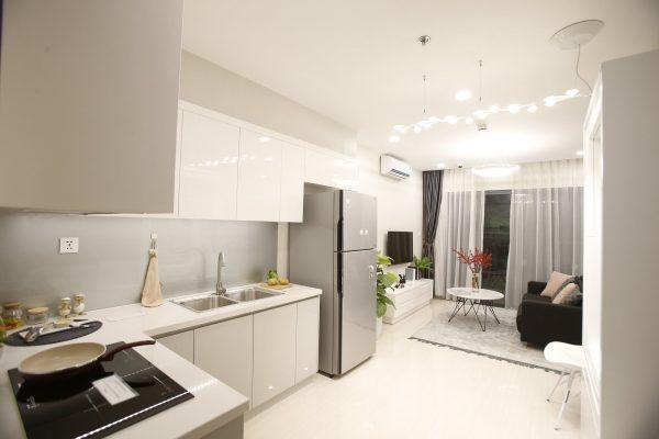 Căn hộ mẫu chung cư Vinhomes Smart City