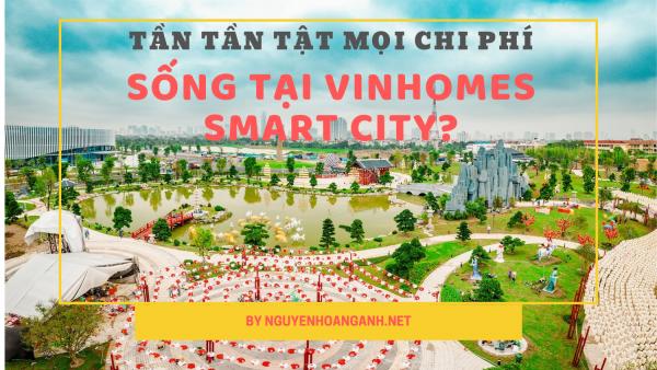 phí dịch vụ tại Vinhomes smart city