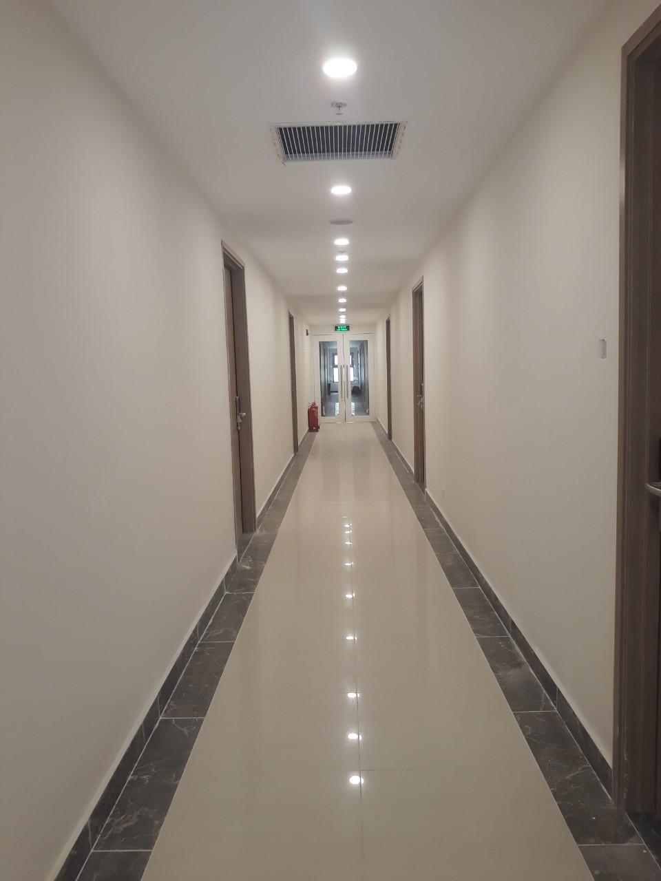 Hành lang căn hộ Sapphire 2 Vinhomes Smart City