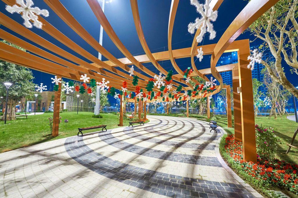 Công viên trung tâm Vinhomes Smart City