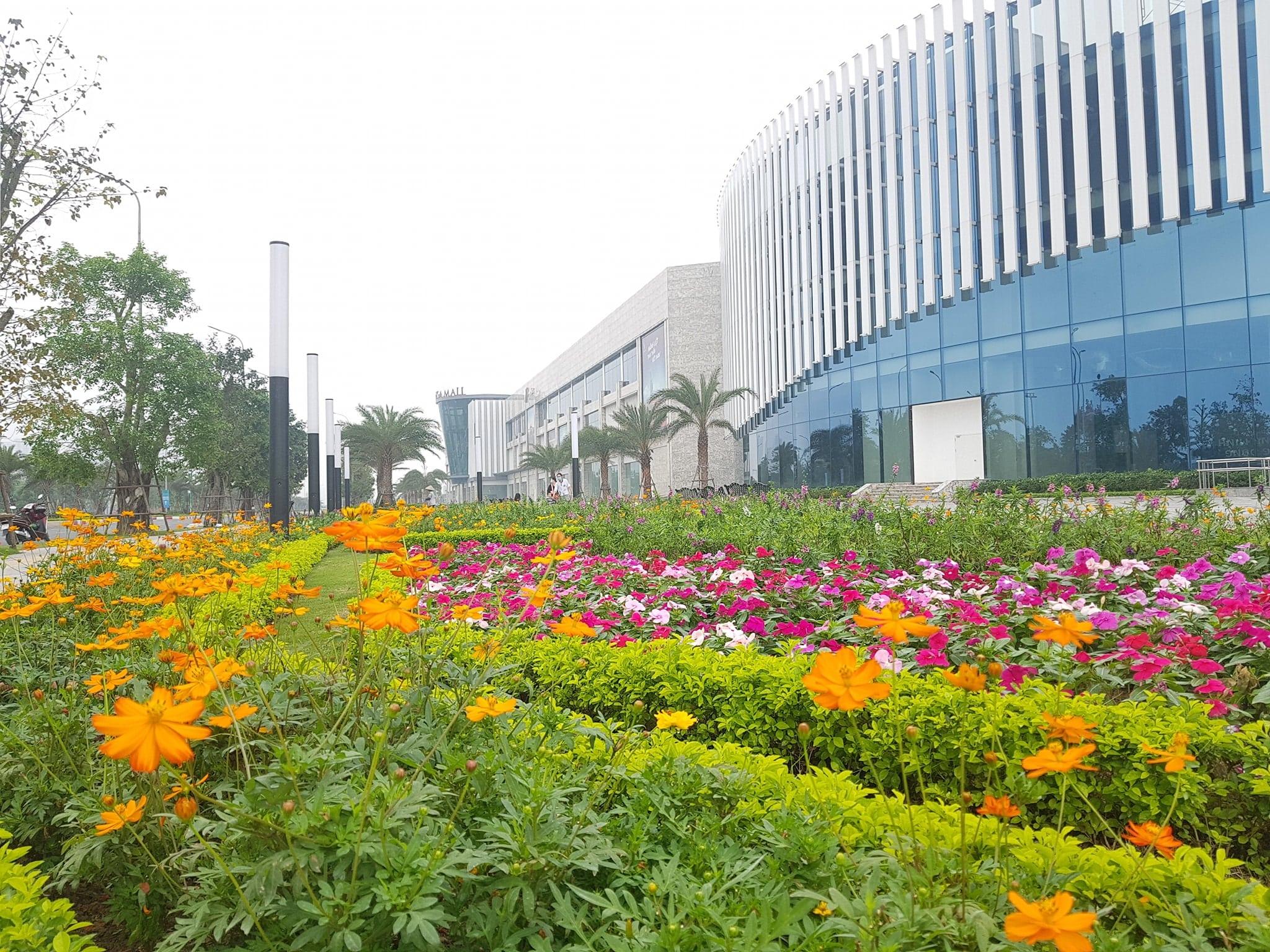 Vincom Mega Mall tại Vinhomes Smart City