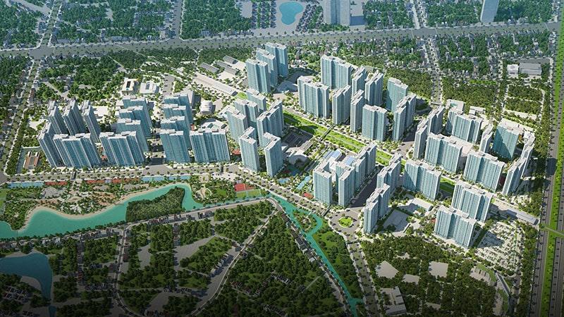 phối cảnh vinhomes smart city