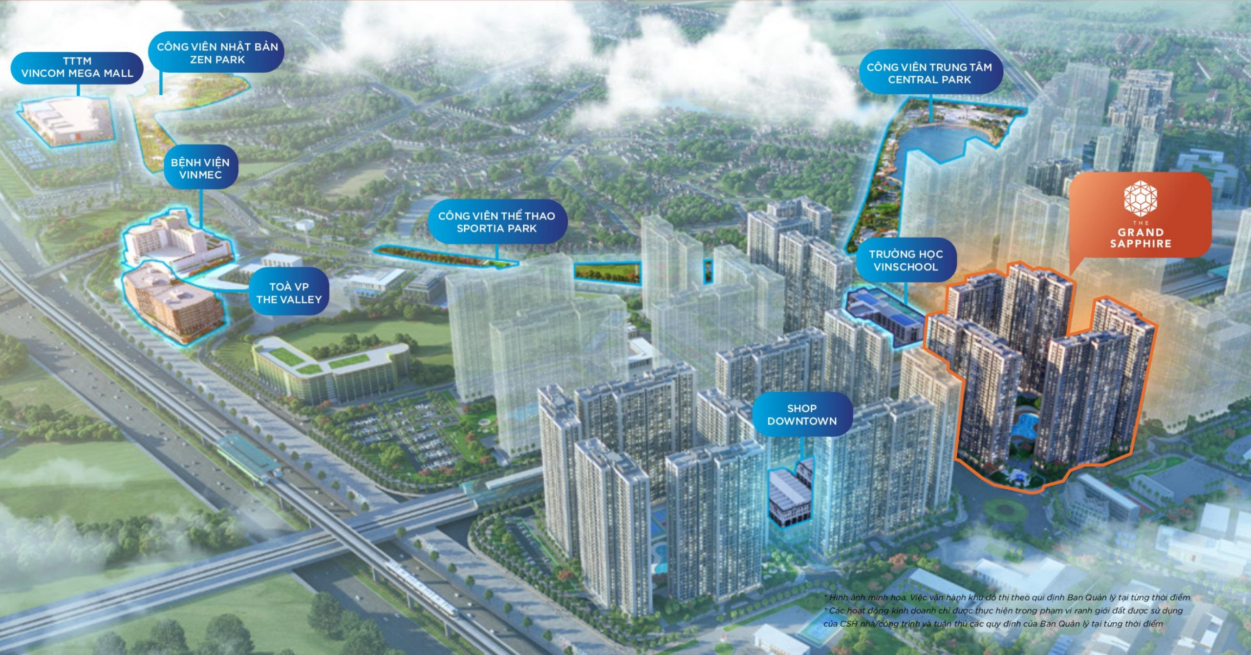 Grand Sapphire Smart City