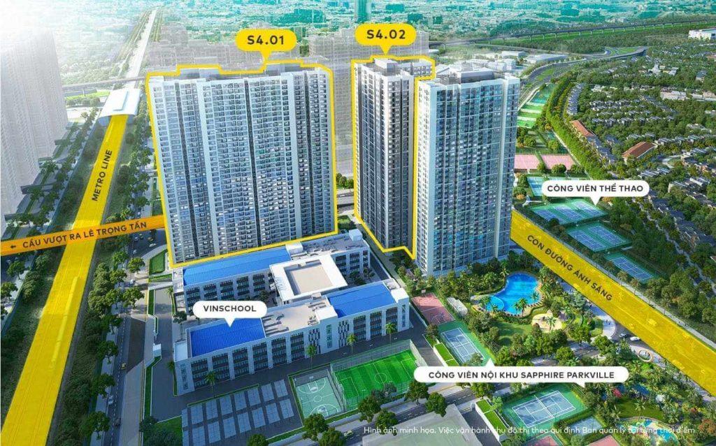Vinhomes-Sapphire-Smart City